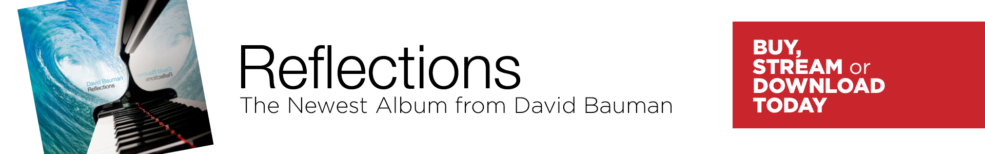 Reflections: The Newest Album from David Bauman