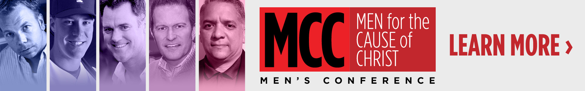 MCC Men for the Cause of Christ Learn More
